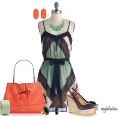 """ModCloth Dress Contest"" by angkclaxton on Polyvore"