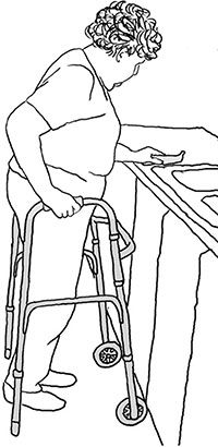 Treatment Guide: Frail Elderly / Oldest Old 85+ - a sample from the Occupational Therapy Toolkit. This 630 page practical resource is available as an eBook in PDF format or as a print book.With 85 Treatment Guides and 283 Patient Handouts (also in Spanish), it is simply the BEST resource for every OT working with physical disabilities and older adults. ottoolkit.com