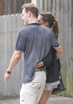 Michael Fassbender joins girlfriend Alicia Vikander for a stroll through Sydney Michael Fassbender And Alicia Vikander, The Light Between Oceans, A Royal Affair, Nathalie Portman, Swedish Actresses, The Danish Girl, My Future Boyfriend, Adventure Film, New Girlfriend