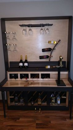 Upright+Piano+to+Wine+Rack
