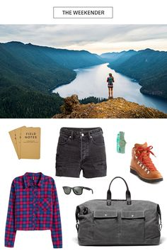 What to pack for the Pacific Northwest #TCWeekender