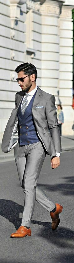 40 Blazer Outfits For Men To Try This Winter - Machovibes Mens Fashion Blog, Fashion Moda, Suit Fashion, Look Fashion, Urban Fashion, Der Gentleman, Gentleman Style, Sharp Dressed Man, Well Dressed Men