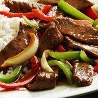 Classic Chinese Pepper Steak
