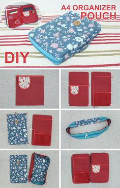 healthy living catalog by amerimark catalog online order store Laptop Pouch, Pouch Bag, Pouches, Diy Wallet Organizer, Diy Pouch No Zipper, Backpack Pattern, Purse Tutorial, Patchwork Bags, Bag Patterns To Sew