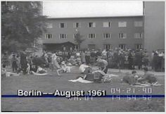 August 1, 1961: GDR (East Germany) begins limiting the traffic flow to West Berlin. A precursor to the building of the Berlin Wall on the 13th of August.