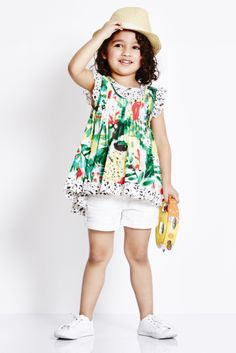 Choose their Summer Holiday wardrobe with our fun and stylish range #competition #fashion #summer #GeorgeSummer