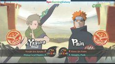 Yagura The Fourth Mizukage VS Pain In A Naruto Shippuden Ultimate Ninja Storm 4 Match / Battle This video showcases Gameplay of Yagura The Fourth Mizukage VS Pain On The Super Hard Difficulty In A Naruto Shippuden Ultimate Ninja Storm 4 Match / Battle / Fight