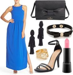 Formal wedding guest style guide via Anna James of Fash Boulevard on LaurenConrad.com