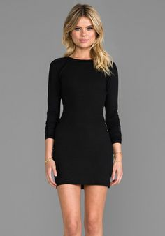 KAIN Stanton Long Sleeve Dress
