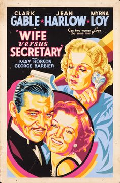 Secretary (MGM, Other Company Silk Screen Poster X This MGM comedy stars - Available at 2015 July 25 - 26 Vintage Movie. Old Movie Posters, Classic Movie Posters, Film Posters, Classic Movies, Old Movies, Vintage Movies, Love Wife, New Poster, Poster