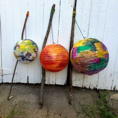 Painted Lanterns Craft & Moonlight Lantern Walk - A process art experience… Chinese Moon Festival, Autumn Moon Festival, Craft Activities For Kids, Crafts For Kids, Craft Ideas, Children Crafts, Papier Kind, First Grade Crafts, Fall Arts And Crafts