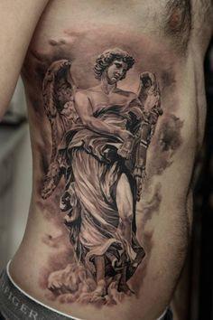 angel tattoo - Buscar con Google