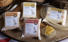 Territorial cheeses for the American market