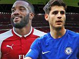 Chelsea will overtake Manchester United into second place if they can get past Arsenal at the Emirates on Wednesday night. Petr Cech will be aiming to take his tally of Premier League clean sheets to 200 as the Gunners try to leapfrog Tottenham into fifth place. Arsenal playmaker Mesut Ozil will face a late fitness test ahead of the Premier League fixture.