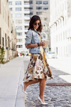 15 Biggest Summer Fashion Trends We Are Obsessed with published in Pouted Online. 15 Biggest Summer Fashion Trends We Are Obsessed with published in Pouted Online Magazine F. Hot Summer Outfits, Cute Outfits, Summer Dresses, Outfit Summer, Summer Fashion Trends, Summer Trends, Summer Fashions, Spring Fashion, Bleached Denim Jacket
