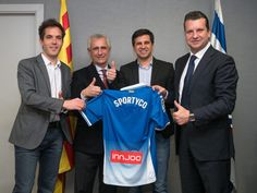 SportyCo Joins Espanyol The Worlds Top Football Team As Key Sponsor