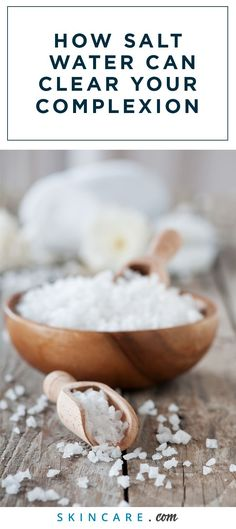 Did you know that the sea salt found in ocean water can benefit the skin? It's no wonder people who live by the beach have such beautiful skin. Packed with vitamins and minerals, sea salt can cleanse, hydrate, heal, and treat the skin— it also makes for a great dry skin removing exfoliator in DIY salt scrubs. Here we share the beauty benefits of sea salt and salt water, plus a DIY salt body scrub recipe to try this fall.