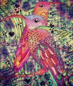 Inspirational Coloring Pages By 1980kxenia Inspiracao Coloringbooks Livrosdecolorir Jardimsecreto Secretgarden