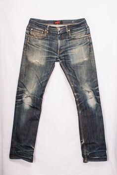 ec2aab61 Ravages Of Time: Photo Denim Jeans Men, Raw Denim, Jeans Pants, Denim