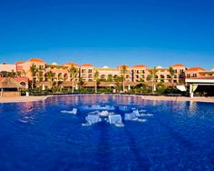 Hotel Ocean Coral and Turquesa. This is where we are staying in Mexico in November!