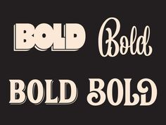 Bold Move by Colin Tierney #Design Popular #Dribbble #shots