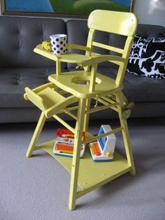 vintage retro METAMORPHIC high chair/feeding and play table & 18 best Suske en Wiske images on Pinterest | Comic books Animated ...