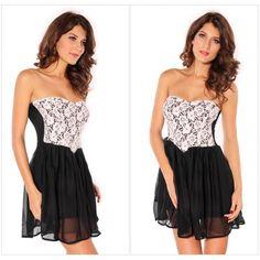 Rochie din voal si dantela, foarte eleganta , perfecta pentru un banchet sau orice ocazie in care vrei sa arati bine, eleganta dar si in pas cu moda. Spatele este elastic permitand asezarea rochiei foarte bine pe corp. Cod de produs sy 3020
