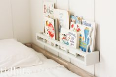 tidbits: Little Girl Shared Bedroom - Small Space Makeover