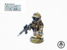 Ghost Recon Future Soldier Custom Minifigure