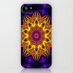 Kaleidoscope -  Magic iPhone Case by Art-Motiva - $35.00