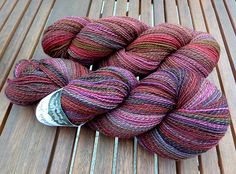 Ravelry: nanilie's Hedgehog Bluefaced Leicester roving