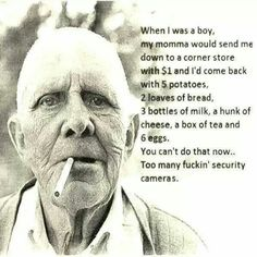 Haha! Love old people humor!