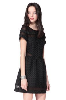 Robe noire 2two