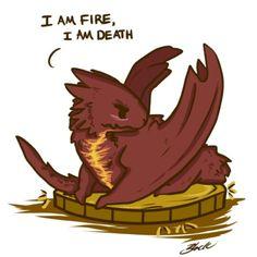 I need a dragon