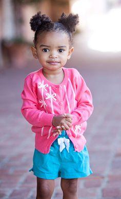 Lyric, Kyla Pratt's daughter