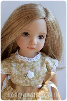 Doll face...