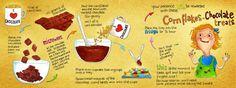 English    is    FUNtastic: Cornflakes chocolate treats