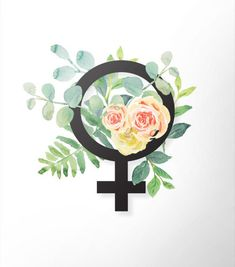 Feminist tattoo design ideas 12 - We Otomotive Info Feminist Tattoo, Feminist Art, Feminist Symbols, Feminist Icons, Fff Logo, Lawyer Gifts, Illustration, Art Plastique, Girls Be Like