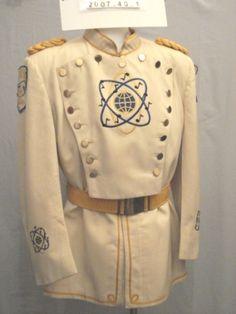Seattle world's fair band uniform 1962
