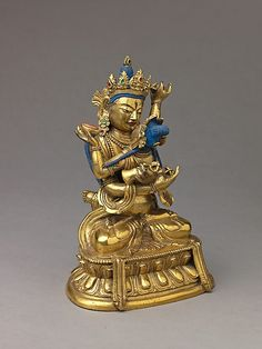 Buddhist deity Vajradhara in union with his consort Prajnaparamita