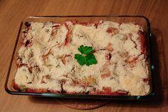 Mexicaanse lasagne: een verrassendespin-off van de Italiaanse klassieker… Goed gevuld met verse groentjes en heerlijke kidneybonen, en op smaak gebracht met verse peterselie en chilipoeder. Om duimen en vingers…
