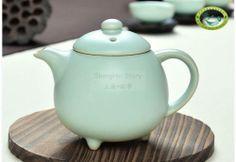 RU Kiln Royal Style Celadon Teapot