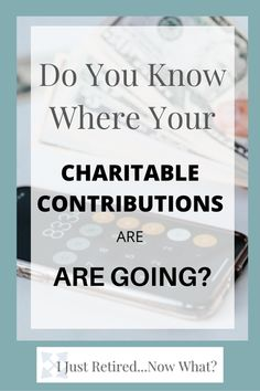 Having an organized process for making charitable contributions allows you to (1) balance your interests, (2) stick to a budget and (3) most importantly, boost and support deserving organizations that you truly care about. Plus, as a big side benefit, you also get to throw out piles of soliciting mailers without guilt. via @ijustretirednowwhat