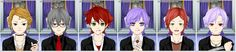 Sakamaki Brothers anime avatar by autumnrose83 on DeviantArt