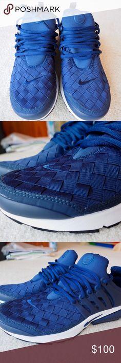 Nike Air Presto SE Woven Midnight Navy Nike Air Presto SE Woven ccabbfd5cce