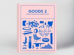 Goods 2 is now available with a 20% discount! Following the success of Goods, Frame is proud to present its sequel showcasing 46 iconic and extraordinary interior products from leading designers and manufacturers from around the world.