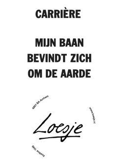 Loesje - Carriere