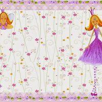 Fairies Princess: Free Printable Kit.