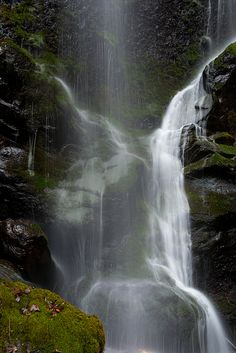Waterfall - Tochigi Prefecture, Japan
