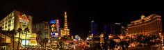Las Vegas Strip (Panorama)